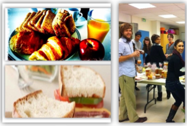 Breakfast and Sandwich Ministry